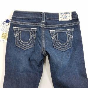 True Religion Skinny Denim Jeans Stretch Pants